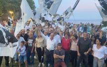"""Territoriales- Paul-Félix Benedetti à Bastia : """"nous sommes un point d'équilibre dans une société à la dérive"""""""