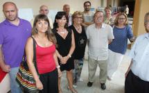 Ghjurnata di l'Adecec : L'arte s'hè invitatu in Cervioni