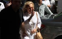 Sylvie Vartan : Un accueil impérial à Ajaccio