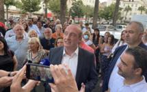 Territoriales : À Ajaccio Marcangeli en tête, Benedetti troisième