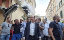 VIDEO - Territoriales : Paul-Felix Benedetti persiste et signe