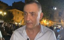 VIDÉO -  Gilles Simeoni : «Notre responsabilité est de créer les conditions d'un dialogue et d'une cohésion la plus large possible»