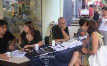 Ajaccio : Du noir sur la librairie La marge