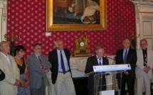Ajaccio : Le prix littéraire du Mémorial 2013 décerné à Jean-Pierre le Goff