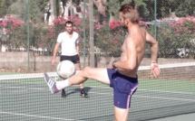 Tennis-Ballon : Guglielmacci-Ceccaldi vainqueurs