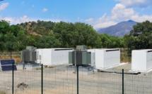 Stockage d'énergie : une centrale innovante mise en service à Pratu par Corsica Sole