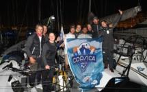 Les calmes après la tempête pour les arrivées de la première édition de la Corsica Med