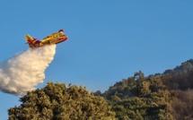 Un incendie se déclare à Villanova
