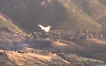 VIDEO - Villanova : 7 hectares détruits par les flammes