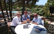 """Serge Simon: """"le travail réalisé par la Ligue Corse de Rugby est remarquable"""""""