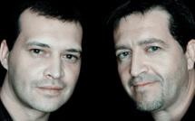 Ajaccio : Martial et Nicolas Mutte à la Mibrairie des Palmiers
