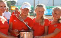Tennis : La Raquette de Corail à la Russie