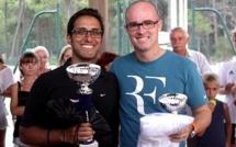 Michael Toledano (Paris) et Zoé Billon (Lievin) vainqueurs au TC Calvi