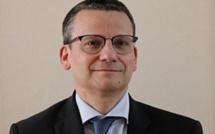 Yves Bossuyt, nouveau sous-préfet de l'arrondissement de Corte