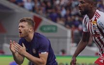 L'AC Ajaccio réduit à 10 tient tête à Toulouse