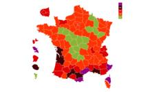 Covid-19 : 607 cas pour 100 000 habitants, le taux d'incidence explose en Haute-Corse