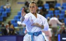 Karaté :  Laura Pieri à la conquête de la Finlande avec l'équipe de France