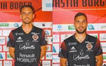Football : Renforts au FC Bastia Borgo (N1)