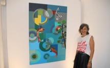 """Portivechju : Barbara Pirina expose ses """"Éclats d'âme"""" au Bastion de France"""