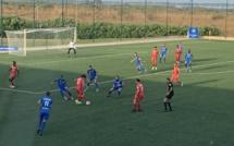 Football : Malgré un super Cropanese, le FCBB concède le nul face à Bourg en Bresse (2-2)