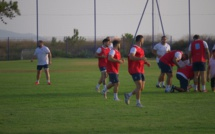 Rugby : le Montpellier-Hérault en stage en Corse
