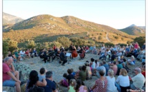 Balagne : Les Rencontres de Calenzana donnent le La