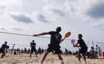 Championnats de France de Beach Tennis : bon comportement des représentants corses