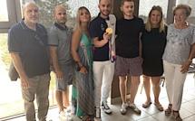 Karaté : Steven Da Costa et sa médaille d'or brillent à Borgo