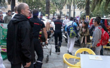 Ajaccio : Trois personnes blessées par balles dans le centre ville