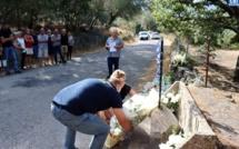 Feliceto : émouvante cérémonie d'hommage à Serge Martinelli
