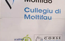 On rentre : Collège de Moltifao