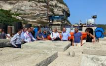 Les coffres d'amarrage de Sant'Amanza font des remous en Corse