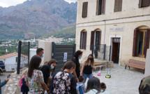 Fermée depuis 40 ans l'école de Moncale rouvre ses portes
