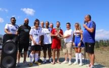 Corsica Challenge vétérans Lucien Plaza : à l'AS Aiaccinu la 1ère édition