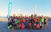 Etape corse du France Beach Tennis : Les beacheuses insulaires primées