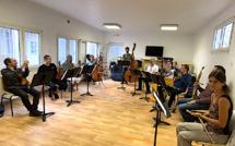 Six concerts pour les festival de musique  de chambre Camerata Figarella
