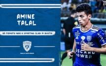 Football : Amine Talal (Orléans) signe 2 ans au SC Bastia