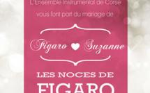 Opéra : Les Noces de Figaro au théâtre de Bastia