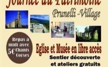 Prunelli-di-Fium'orbu : La journée du Patrimoine au village