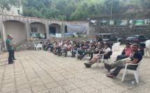 Campus Agri Corsica : deux journées d'immersion sur l'estive de Piana di Selva