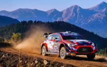 Rallye de l'Acropole WRC : Pierre-Louis Loubet a repris du service