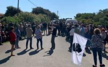 Bunifaziu : Les agriculteurs et les élus nationalistes mobilisés contre la vente des terrains du quartier Saint-Jean