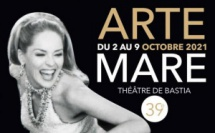 Festival Arte Mare : L'édition 2021 du 2 au 9 octobre à Bastia