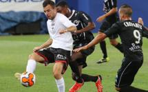Le CAB rate son début de match à Brest