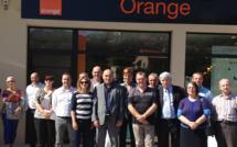 Un nouvel espace Orange inauguré à Propriano