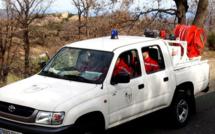 La saison incendie se poursuit pour les réserves communales