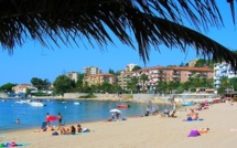 Ajaccio : Pêche et baignades interdites de la plage Trottel à Barbicaja