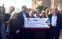 Mission Patrimoine à Cateri : 390.000 € pour restaurer le couvent de Marcassu