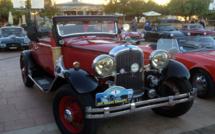 Rallye Automobile Kallisté : Hymne à la belle mécanique sur fond d'été indien…