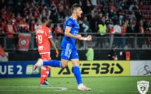 Le Sporting battu à Valenciennes (2-1)
